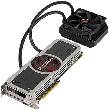 AMD Radeon R9 295X2 Graphics Card Launched