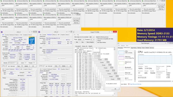 G.SKILL DDR3L SO-DIMM 2133MHz 32GB (4x8GB) 1.35V Memory Kit Released