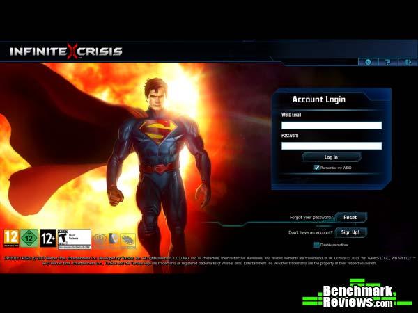 Infinite-Crisis-Logon