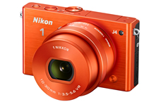 Nikon 1 J4 Camera with Interchangeable Lenses Launched