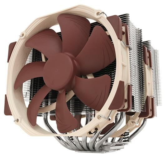 Noctua NH-D15 Dual Tower CPU Cooler Introduced