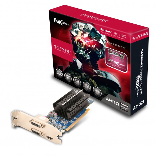 SAPPHIRE R5 Series Video Cards Released