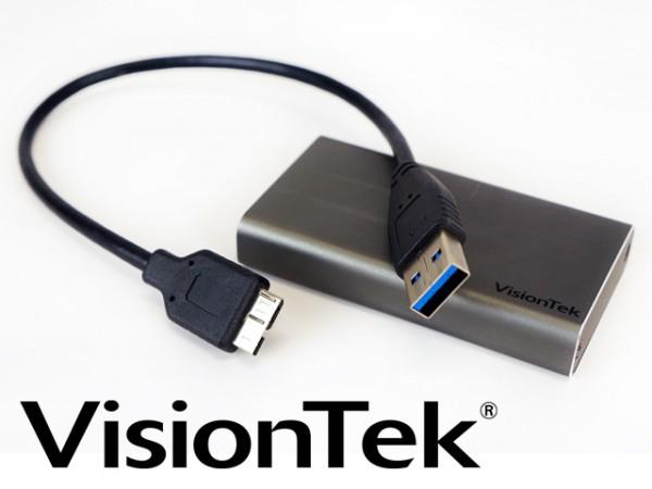 VisionTek mSATA mini Enclosure Announced