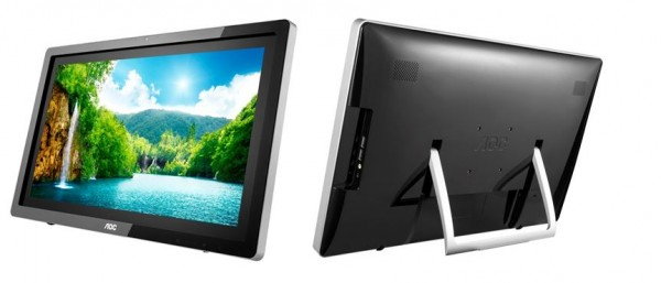 AOC mySmart All-in-One PC/Tablet Launched