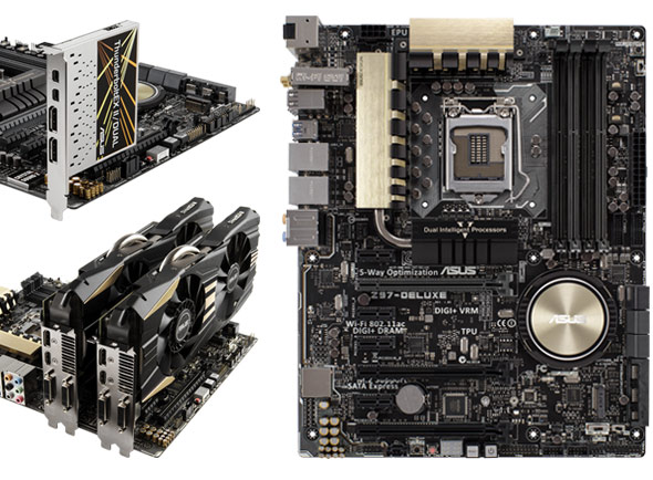 ASUS 9 Series Motherboards Introduced