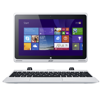 Acer Aspire Switch 10 Notebook/Tablet Unveiled