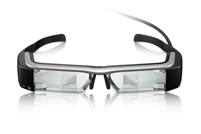 Epson Moverio BT-200 Smart Glasses Launched