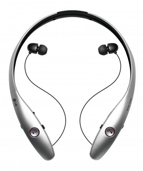LG Tone Infinim Bluetooth Stereo Headset Unveiled