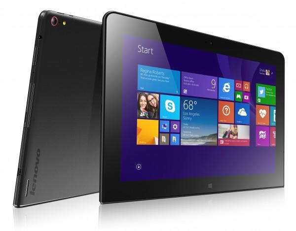 Lenovo ThinkPad 10 Tablet and ThinkStation P300 Workstation Debut