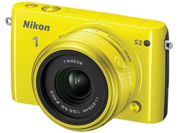 Nikon 1 S2 Advanced Camera Announced