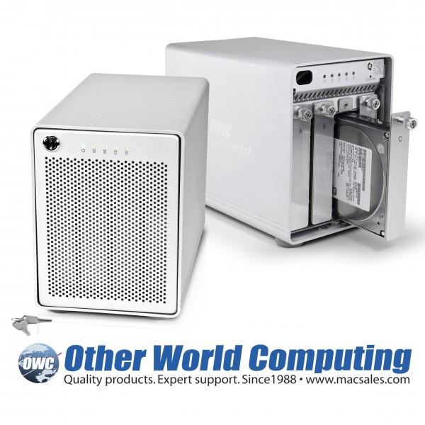 OWC Mercury Elite Pro Qx2 20TB High-Performance RAID Storage /Backup Solution Released