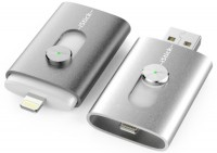 Sanho HYPER iStick USB Flash Drive with Apple MFi Certified Lightning Connector Launched
