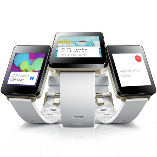LG G Watch Smartwatch Announced