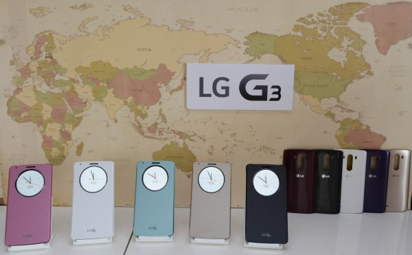 LG G3 Smartphone Released Globally