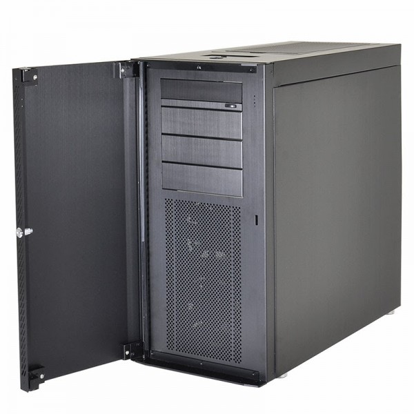 Lian Li PC-B16 and PC-A61 Brushed Aluminum Mid-Tower Chassis Released