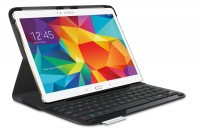 Logitech Type-S Keyboard for the Samsung Galaxy Tab S Introduced