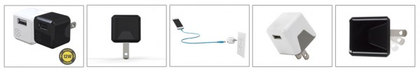 Scosche superCUBE and superCUBE Flip Wall Chargers Launched