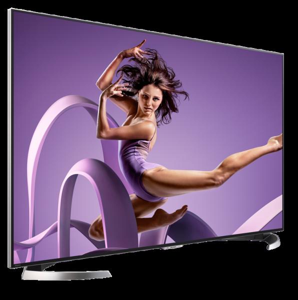 Sharp AQUOS 4K Ultra HD Large-Screen LED TVs Unveiled