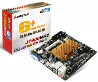 BIOSTAR System-On-Chip Mini-ITX Motherboards Launched