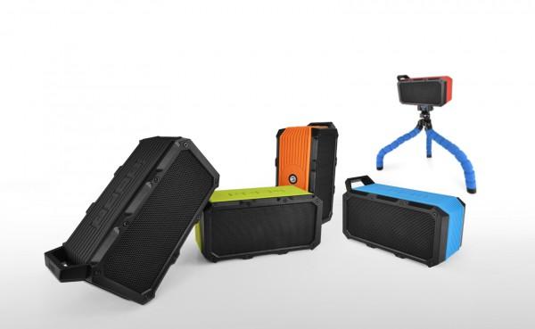 Divoom Ongo Outdoor Bluetooth Speaker Unveiled