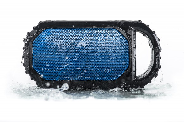 ECOXGEAR ECOSTONE Waterproof Bluetooth Speaker Unveiled