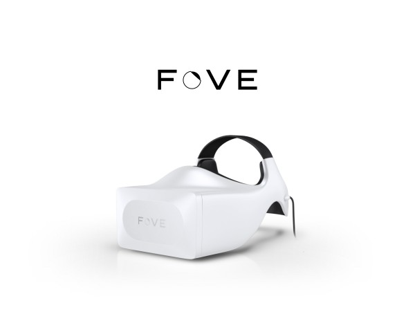FOVE Eye Tracking Head Mount Display Announced