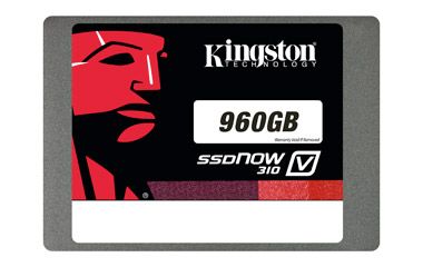Kingston SSDNow V310 SSD Introduced