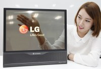 LG Display 18-inch Flexible and Transparent OLED Panels Unveiled