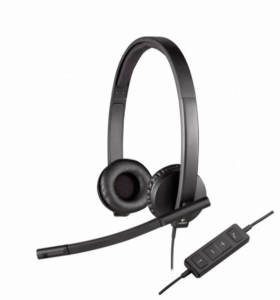 Logitech H570e USB UC Headset Announced