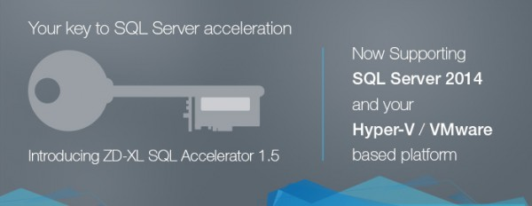 OCZ Storage Solutions ZD-XL SQL Accelerator Launched