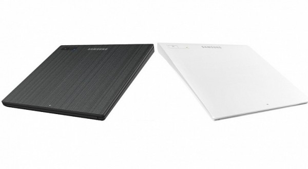 Samsung SE-218GN and SE-208GB External Optical Disc Drives for Ultrabooks Introduced