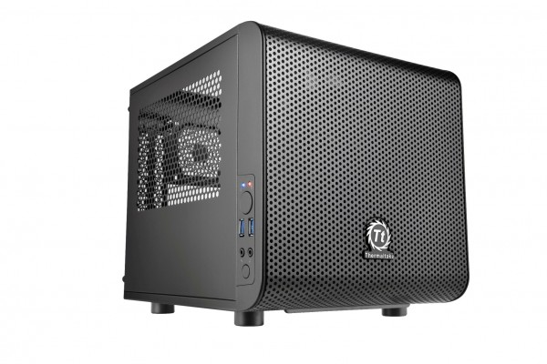 Thermaltake Core V1 Mini ITX Based Chassis Launched