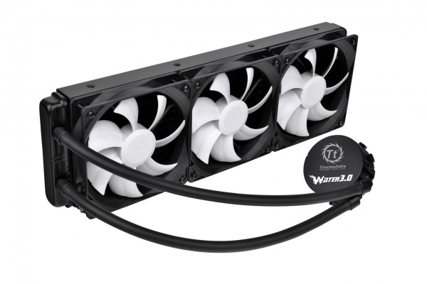 Thermaltake Water 3.0 Ultimate All-In-One Liquid Cooling System Launched