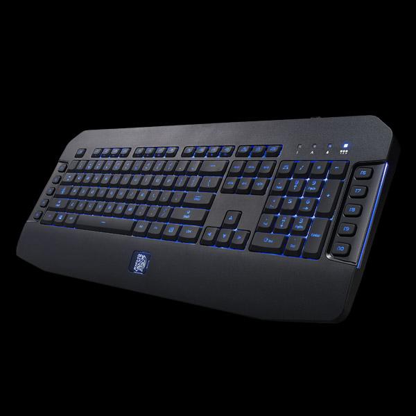 Tt eSPORTS CHALLENGER GO Membrane Gaming Keyboard Released