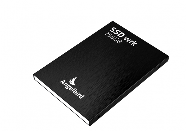 Angelbird SSD wrk Ultra-Slim Solid State Drive Introduced
