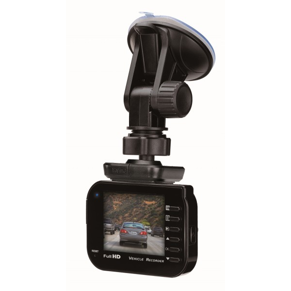Genius DVR-FHD568 Vehicle Recorder Released