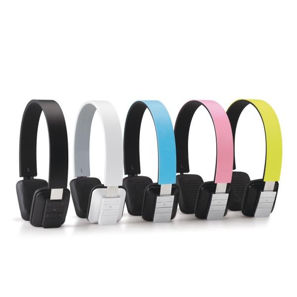 Genius HS-920BT Bluetooth Stereo Headphones Announced