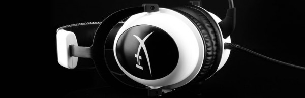 HyperX Cloud White Edition Gaming Headset Released
