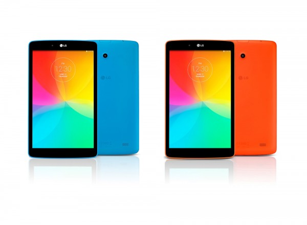 LG G Pad 8.0 LTE Tablet Released