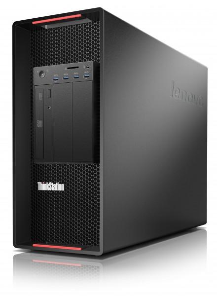 Lenovo ThinkStation P Series Desktop Workstations Announced