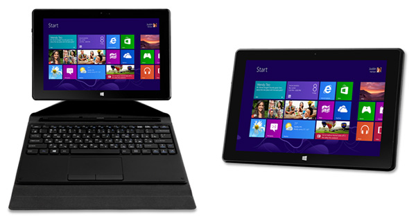 MSI S100 Windows 8.1 3-in-1 Tablet Announced