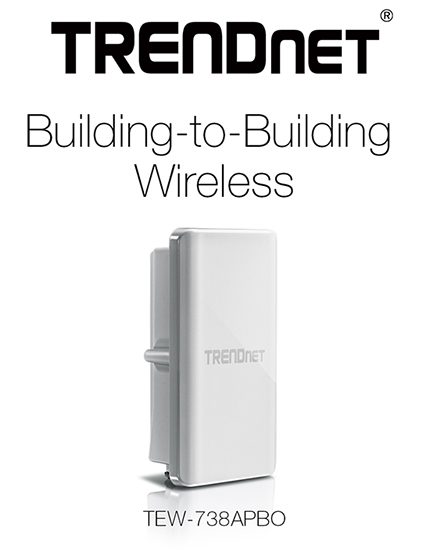 TRENDnet TEW-738APBO Outdoor PoE Access Point Launched