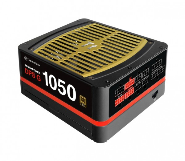 Thermaltake Toughpower DPS G Series Power Supply with DPSApp Smart Software Introduced