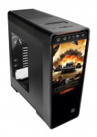 Thermaltake and Wargaming Urban S71 World of Tanks Edition Windowed Full-Tower Chassis Introduced