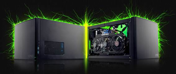 XMG PRIME Mini-ITX Gaming PC Introduced