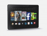 Amazon Fire HDX Tablet Released