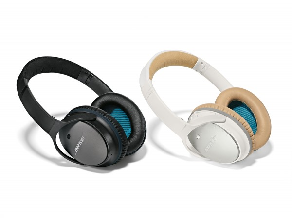 Bose QuietComfort 25 Acoustic Noise Cancelling Headphones Launched