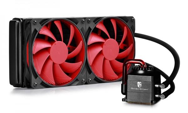 DEEPCOOL GAMER STORM CAPTAIN CPU Liquid Cooler Launched