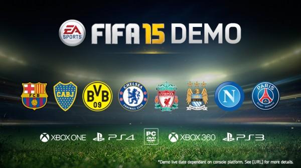 EA Sports FIFA 15 Banner