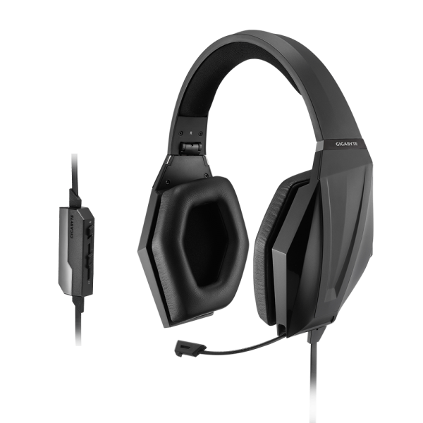 GIGABYTE FORCE H Series Gaming Headsets Announced